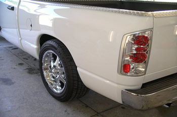 dodge euro tail light